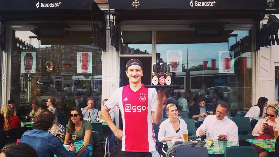 Locatie in Amsterdam: Bar Brandstof