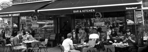 Locaties in Amsterdam: Brasserie De Groot