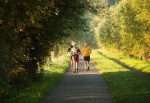 Outdoor sporten en fitnessen in Amsterdam