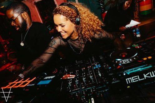 """Dj Rockefellababe: """"let's make Caribbean music bigger then ever"""""""