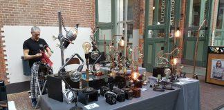 Tweede dag 'The Maker Market' van start gegaan