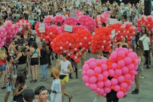 Organisatie Milkshake Festival