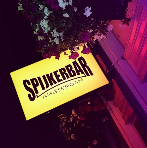 Spijker Bar: The place to be on a Saturday