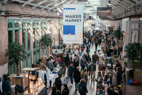 Het verhaal achter 'The Maker Martket'