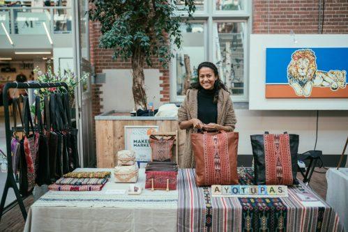 Het verhaal achter 'The Maker Market'