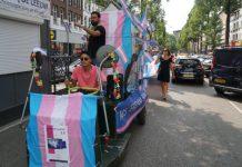 """""""Dit is een prachtige overwinning voor transgender- en intersekse personen"""""""
