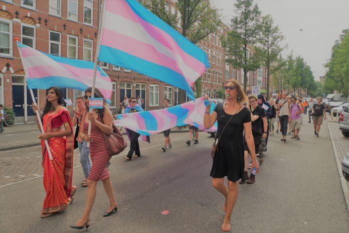 Pride Amsterdam 2019 - TransPride Walk & TransPride Podium OOST