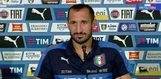 Juventus mogelijk zonder Chiellini tegen Ajax