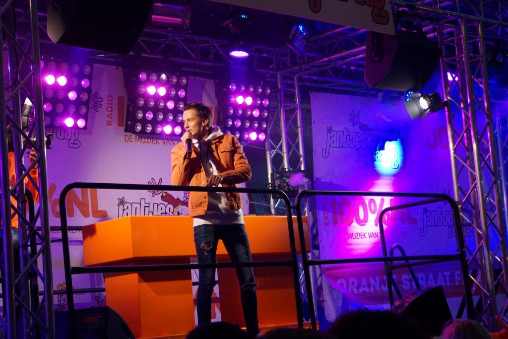 Koningsnacht 2019 in Amsterdam volop bezig