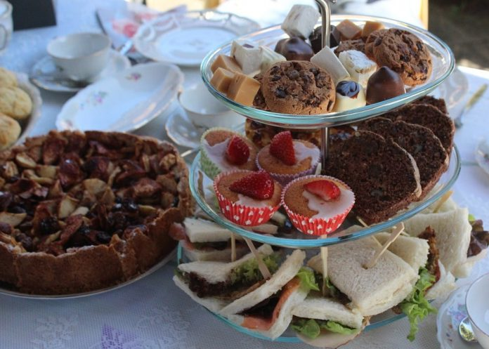 High-tea in Amsterdam: 'Lekker, gezellig en gemakkelijk'