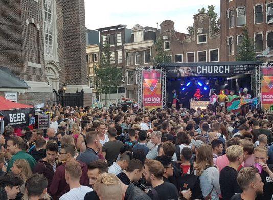 """Koningsdag Homomonument: """"Belangrijk voor zichtbaarheid LGBTQ+ in alle facetten"""""""