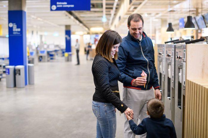 Plantaardig softijs IKEA vanaf april in de winkel