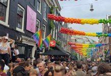Koningsdag 2019: Gay Street Party's Reguliersdwarsstraat