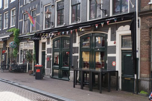 Gaybar in Amsterdam - SOHO Amsterdam