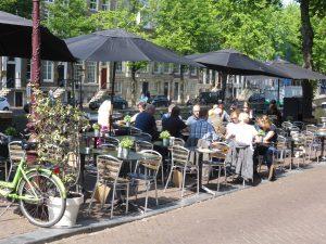 Het weer en tips in Amsterdam
