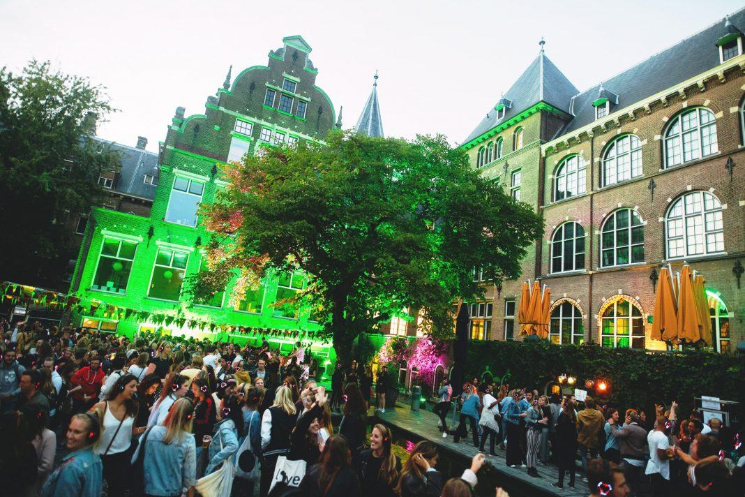 Vondel Disco - Aftrap van de zomer met mini-festival