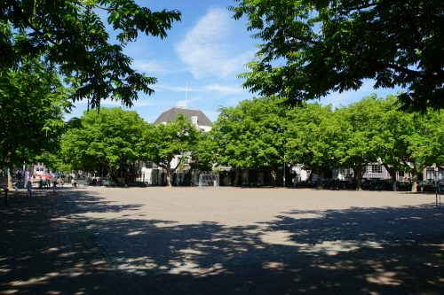 Locatie in Amsterdam - Amstelkerk