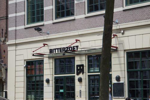 Bitterzoet - nachtclub in Amsterdam