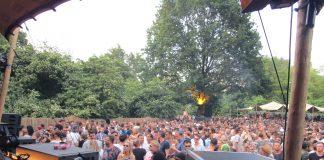 Amsterdamse Bos maakt zich op voor snoeihard 909 festival