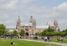 Museumplein: van Ajax-huldiging naar Museum Market