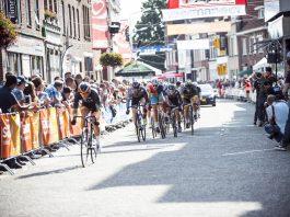 Wielrenspektakel Westerstraat keert terug in Amsterdam