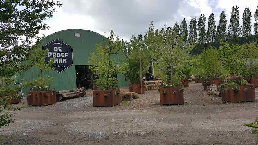 Proeflokaal van Brouwerij Kleiburg