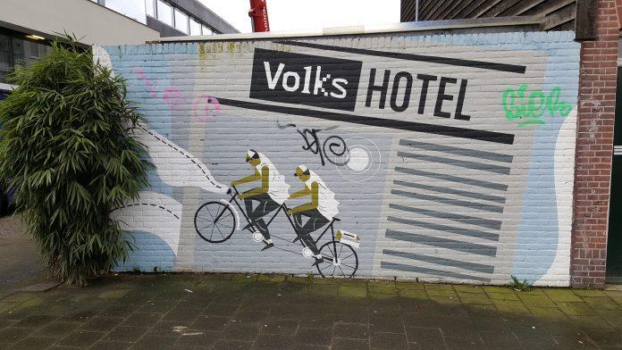 Volkshotel al vijf jaar plek voor muziek en cultuur