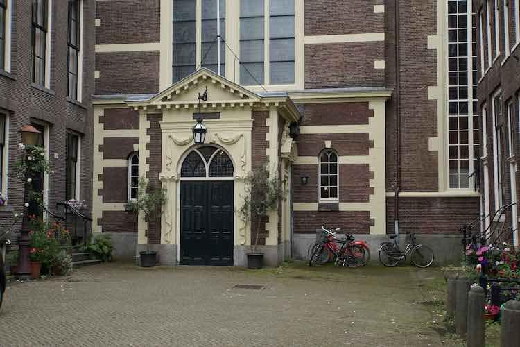 De Waalse Kerk - De Grens Bereikt?
