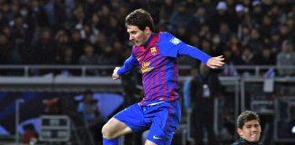 Messi alsnog geschorst voor finale tegen Ajax?