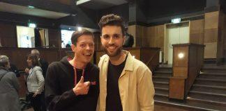 Songfestival-kenner Sjoerd Knops: 'We maken kans op de winst'