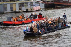 Varen in en rondom Amsterdam