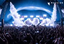 Havenpark bijna decor van Music On Festival 2019