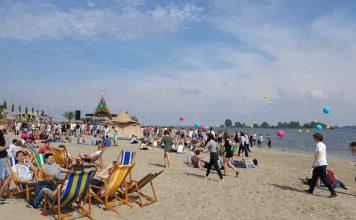 Strandjes in Amsterdam