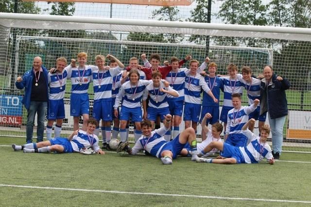 Mooi sportnieuws voor dorpsclub sv Ouderkerk