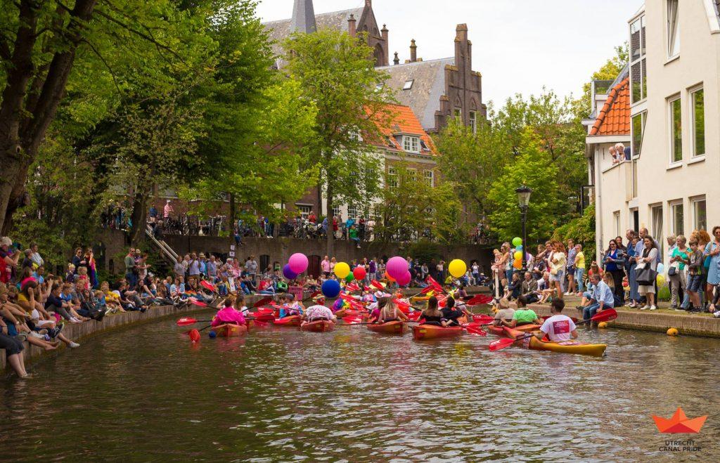 Het verhaal achter de Utrecht Canal Pride
