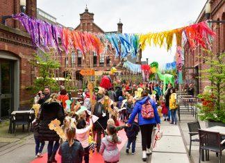 Westergas presenteert toekomstplannen en visie tijdens feestelijke viering