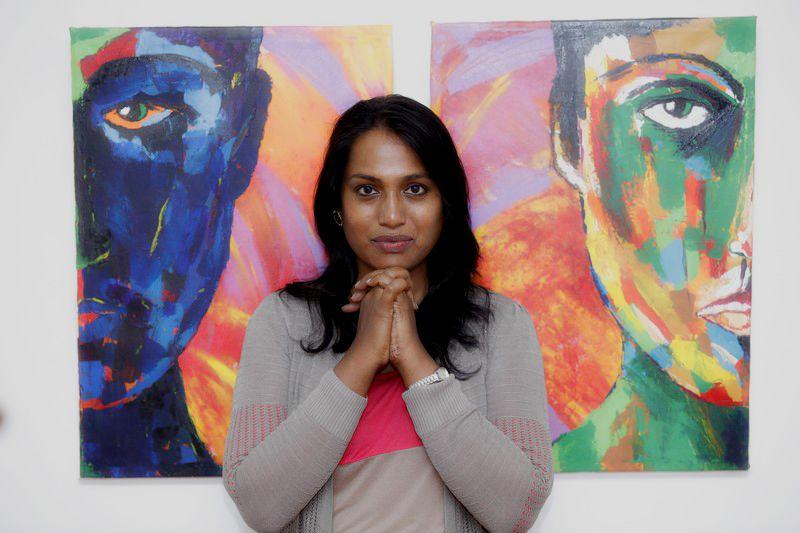 TransAmsterdam organiseert kunst expositie, workshop, ontmoeting met Kalki Subramaniam