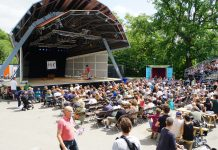 Vondelpark Openluchttheater weer overspoeld met leuke optredens