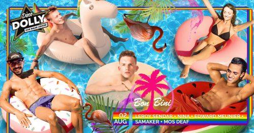 Pride Amsterdam - Debuut tropisch feest Bon Bini