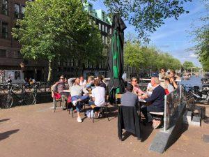 Pinksteren in Amsterdam leuke dingen doen