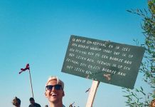 FESTIVAL DE ZON MET PINKSTEREN IN AMSTERDAM