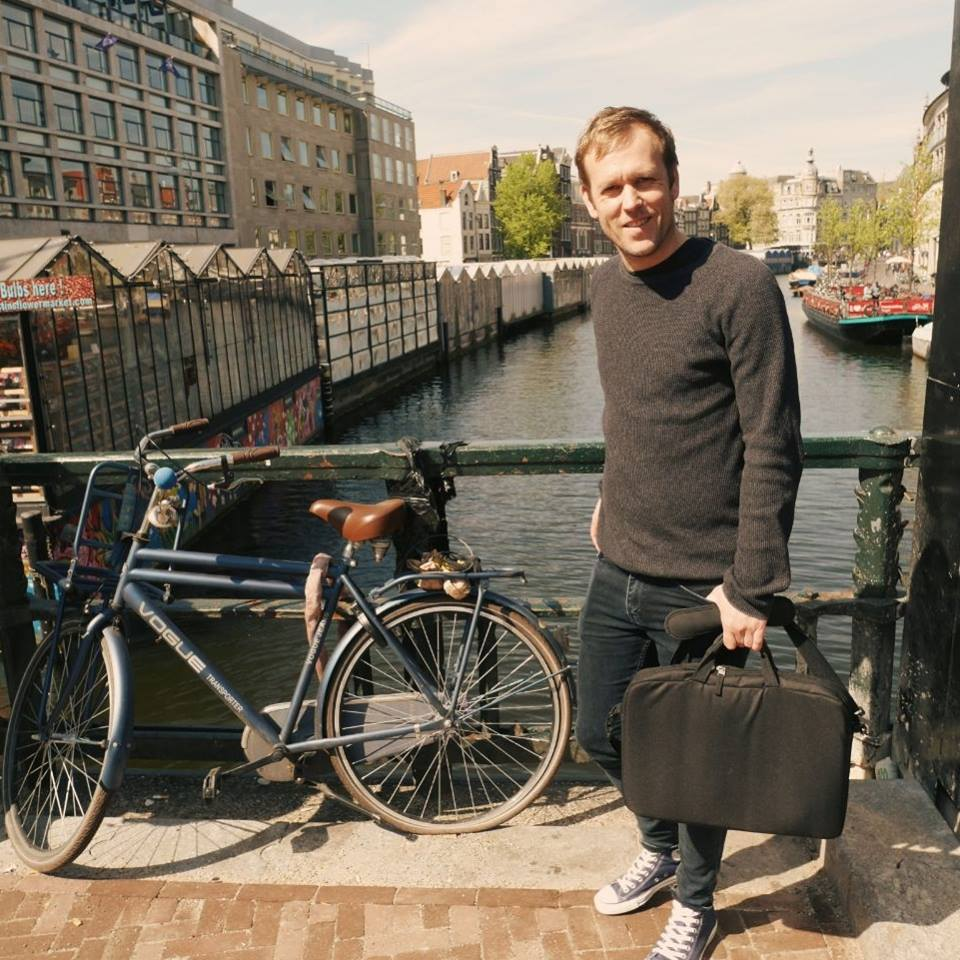 Vrije Tijd Amsterdam - Rik Verkaik