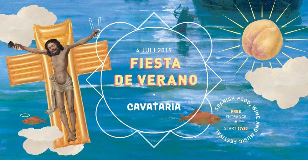 Vier de zomer met het Spaanse CavaTaria food festival