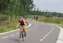 Amsterdam maakt zich op voor de triatlon