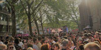 Utrecht kijkt terug op een geslaagde Pride viering