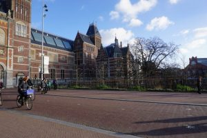 Vaderdag in Amsterdam