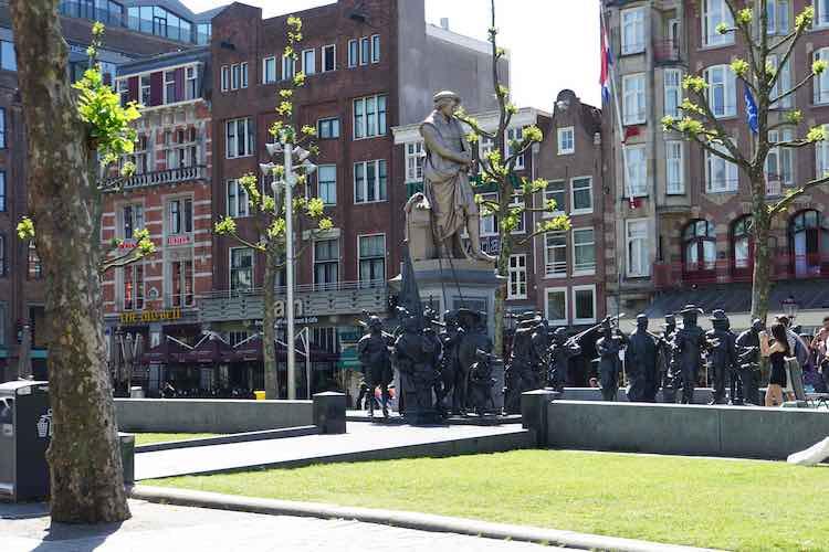 Pride Amsterdam 2019 Street Party Rembrandtplein zaterdag
