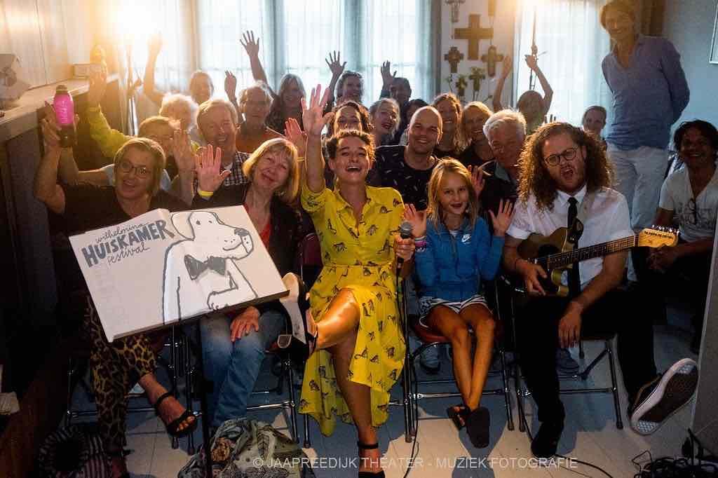 Leuke dingen doen Amsterdam - Huiskamerfestival Zuid
