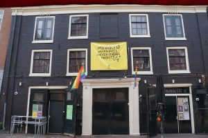 Pride Amsterdam 2019 Street Party Reguliersdwarsstraat