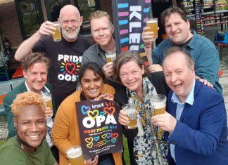Lancering OPA bier en programma Pride Oost 2019
